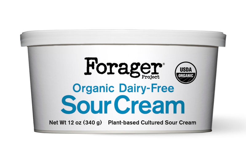 Plant-Based Sour Cream Products