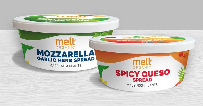 Cheesy Plant-Based Spreads