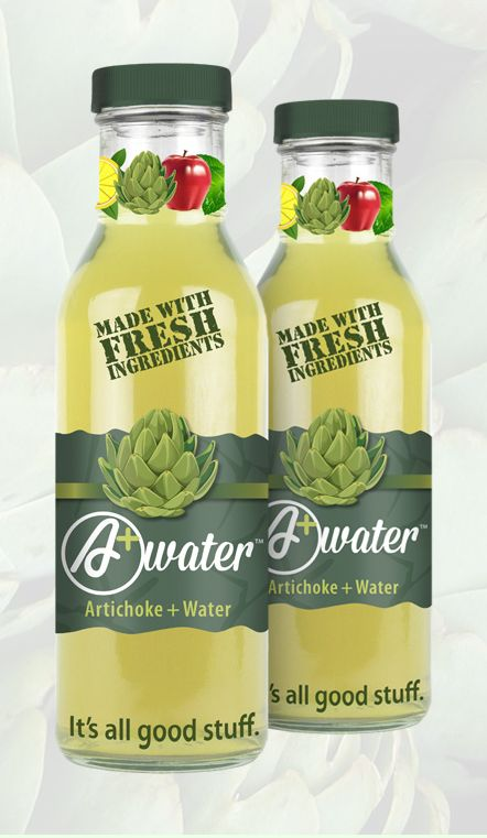Artichoke Water Beverages