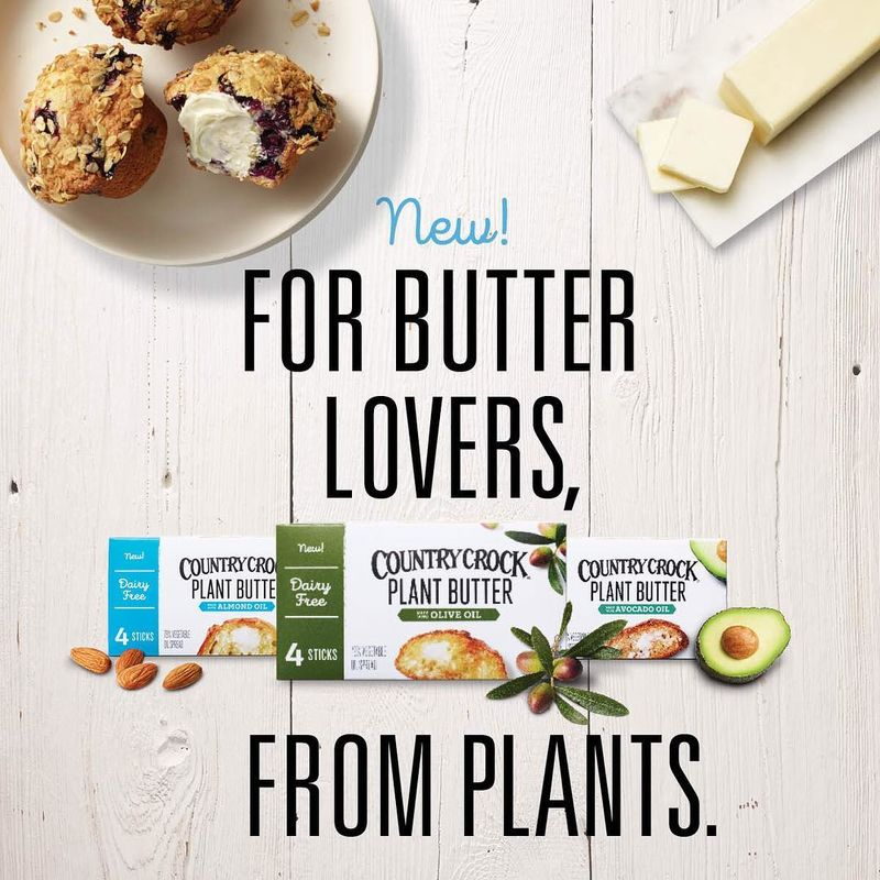 Plant-Based Butter Sticks