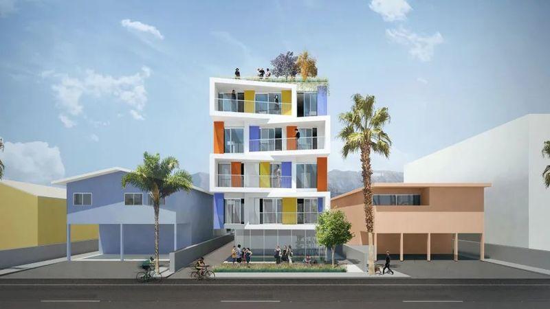 Pre-Built Affordable Housing Units
