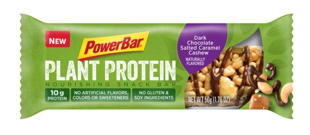 Nut-Based Protein Bars