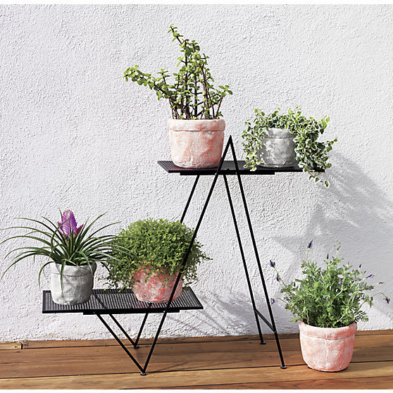 Angular Plant Stands