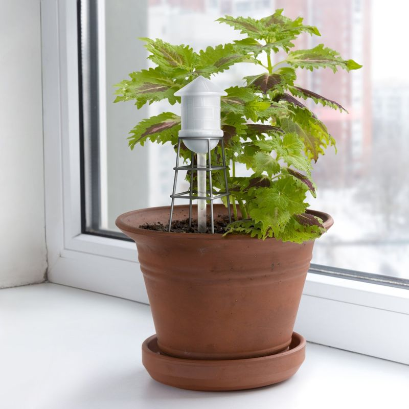 Miniature Plant Water Towers