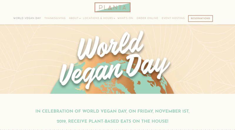 Vegan-Friendly Restaurant Offers
