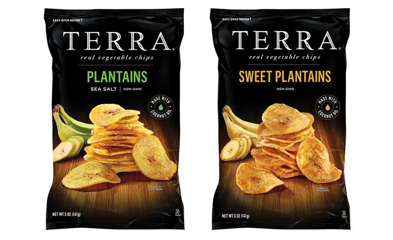 Nutrient-Dense Plantain Chips