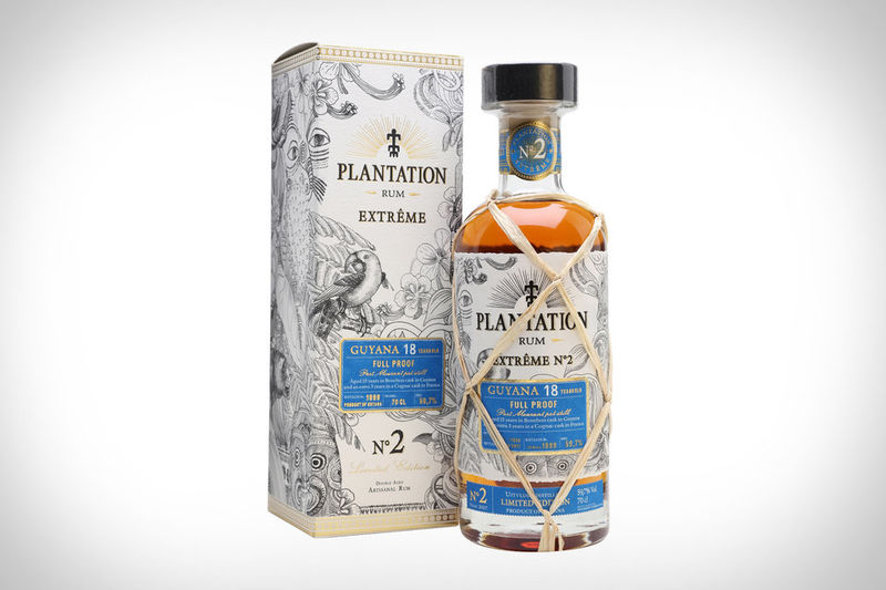 Limited-Edition Luxury Rums