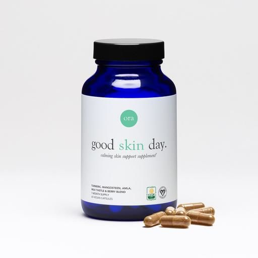 Organic Plant-Based Beauty Supplements