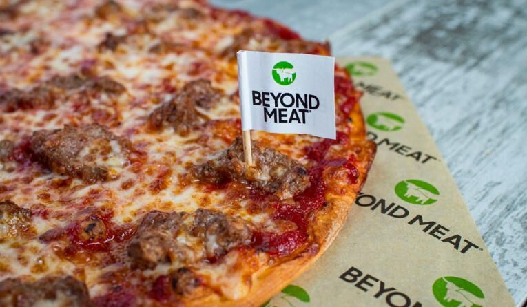 DIY Plant-Based Pizzas