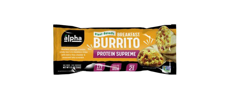 Plant-Based Breakfast Burritos