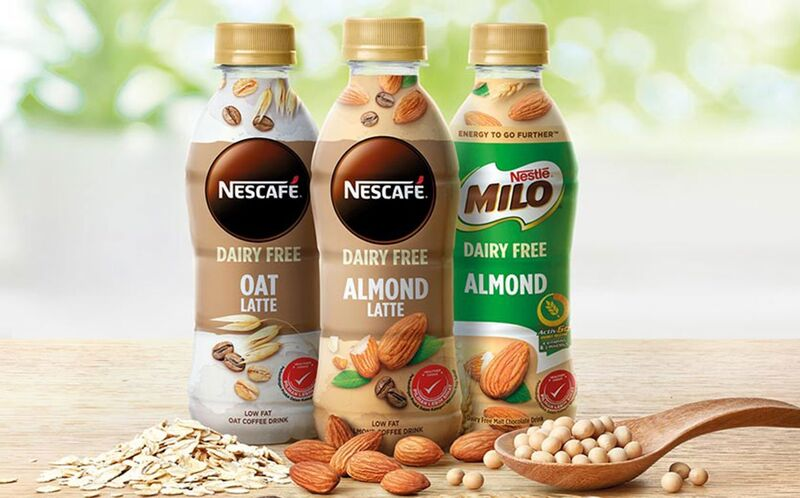 Ready-to-Drink Plant-Based Beverages