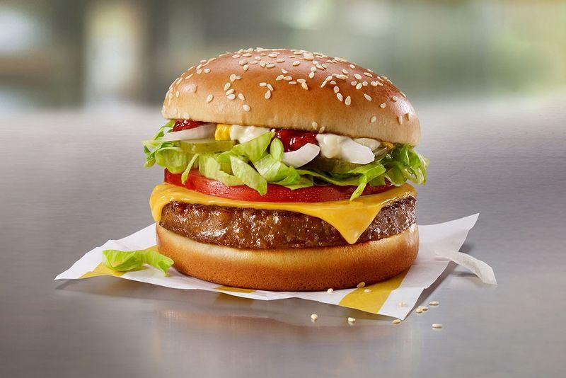 Plant-Based Fast Food Items