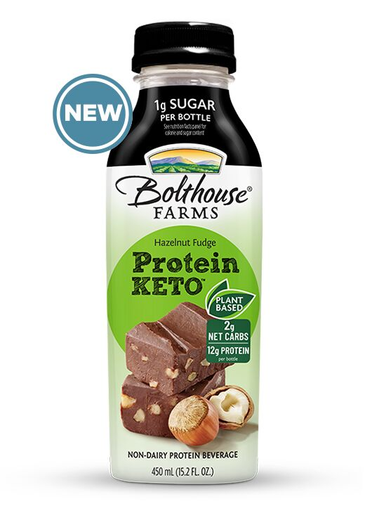 Plant-Based Keto Beverages