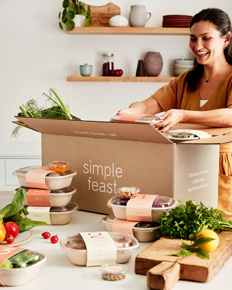Plant-Powered Meal Kits