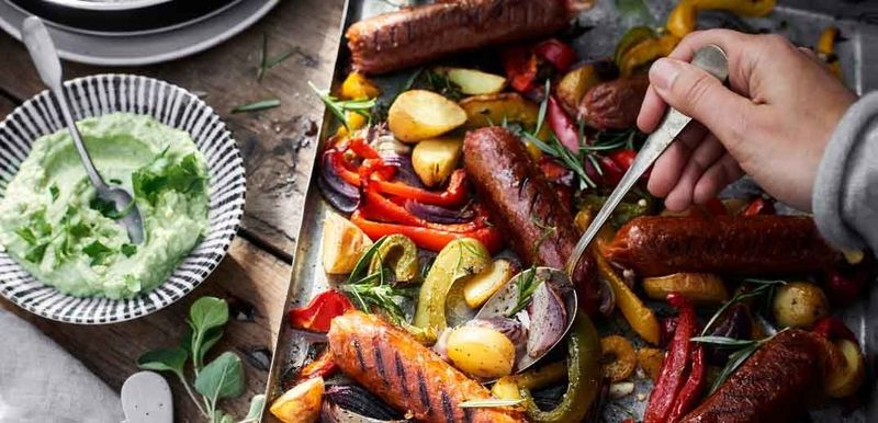 Plant-Based Sausage Products