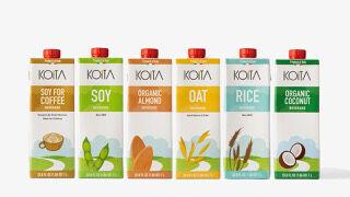 Plant-Based Italian Milks