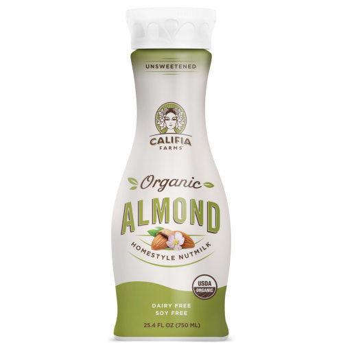 Homespun Nut Milks