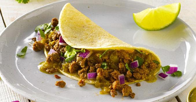 Meat-Free Taco Fillings