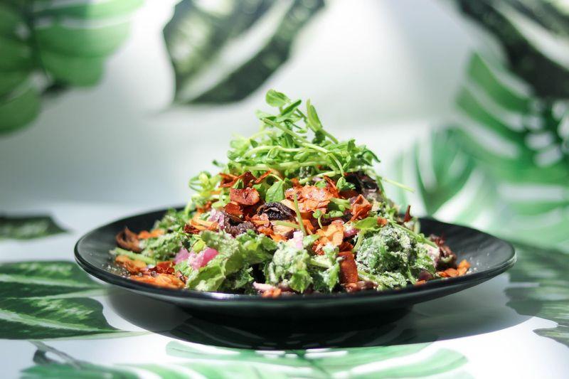 Responsible Plant-Based Restaurants