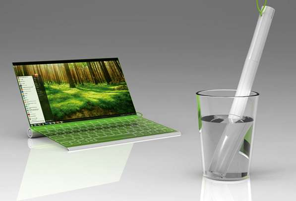 Thirsty Eco Computers