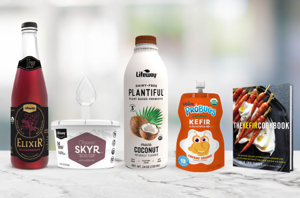 Plant-Based Probiotic Drinks