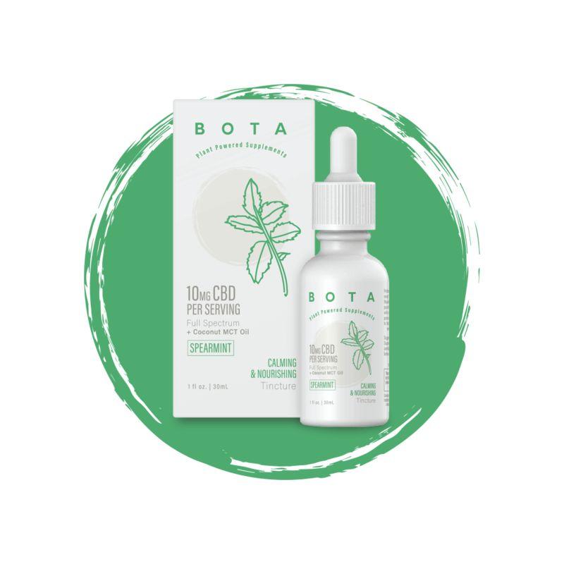 CBD-Infused Botanical Skincare