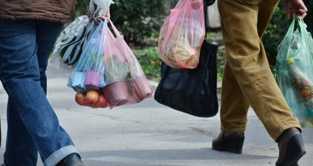 Plastic Bag Charge Increases