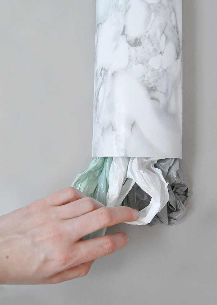 Plastic Bag Holder DIYs