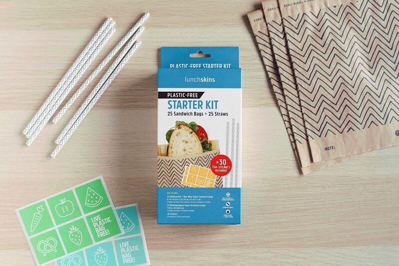 Plastic-Free Lunch Kits