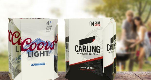 Plastic-Free Beer Packaging