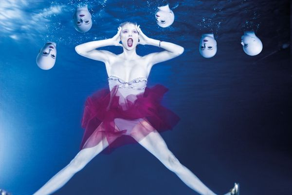Conceptual Underwater Portraits