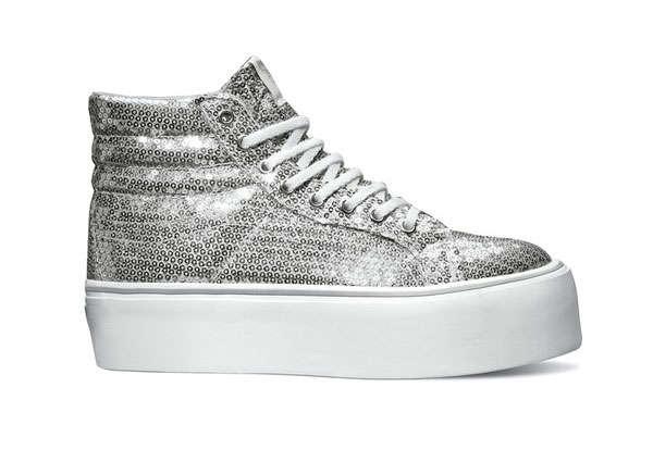 Lavish Platform Skate Shoes