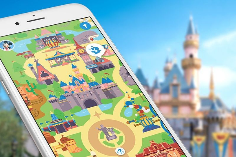 All-In-One Amusement Park Apps