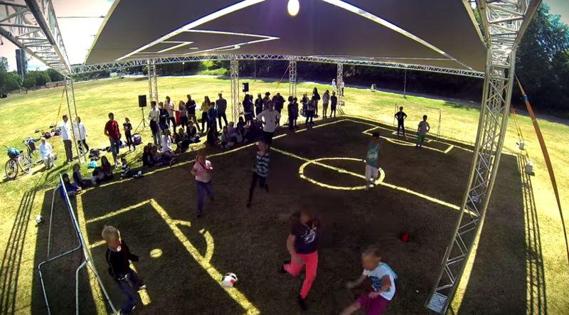 Sun-Made Soccer Fields