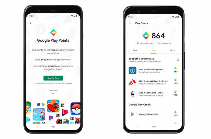 Mobile Marketplace Rewards Programs