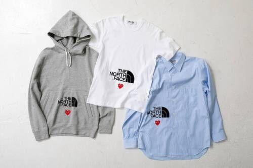 Simplistic Heart-Emblem Streetwear