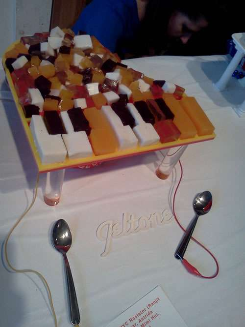 Jiving Jelly Instruments