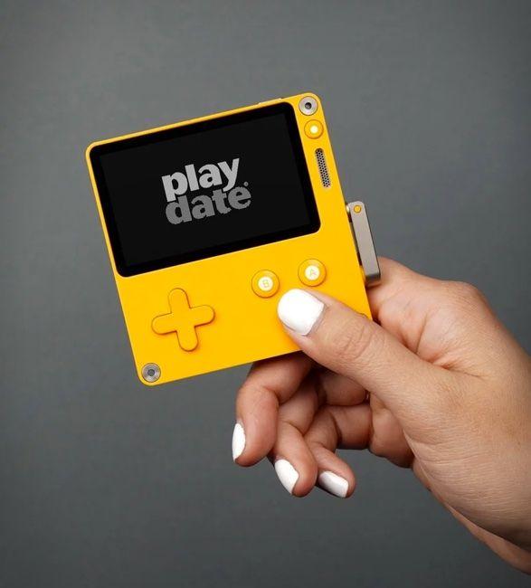 Retro-Inspired Portable Consoles