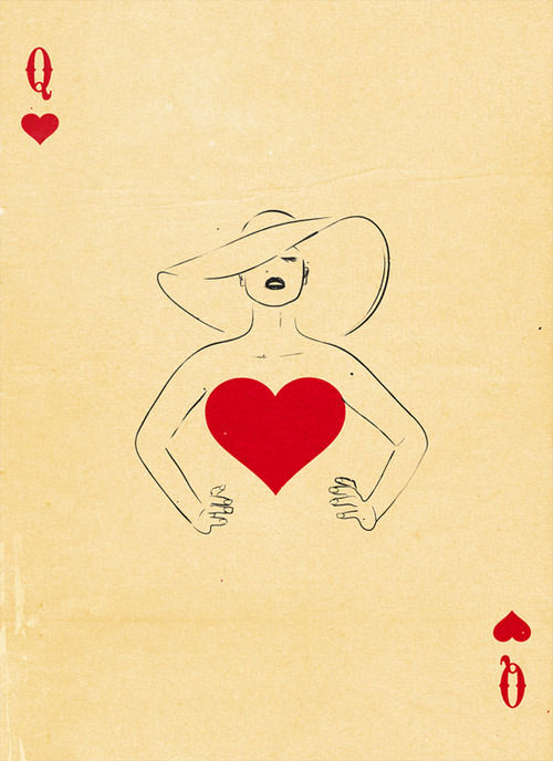 Imaginary Illustrated Playing Cards