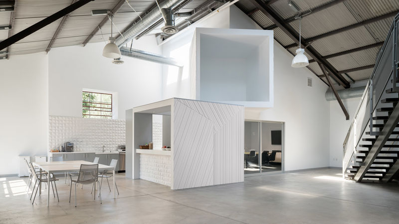 Office-Optimized Industrial Spaces