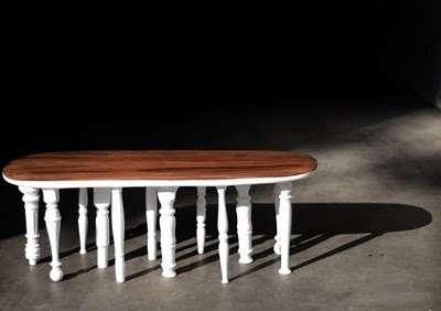 12-Legged Tables