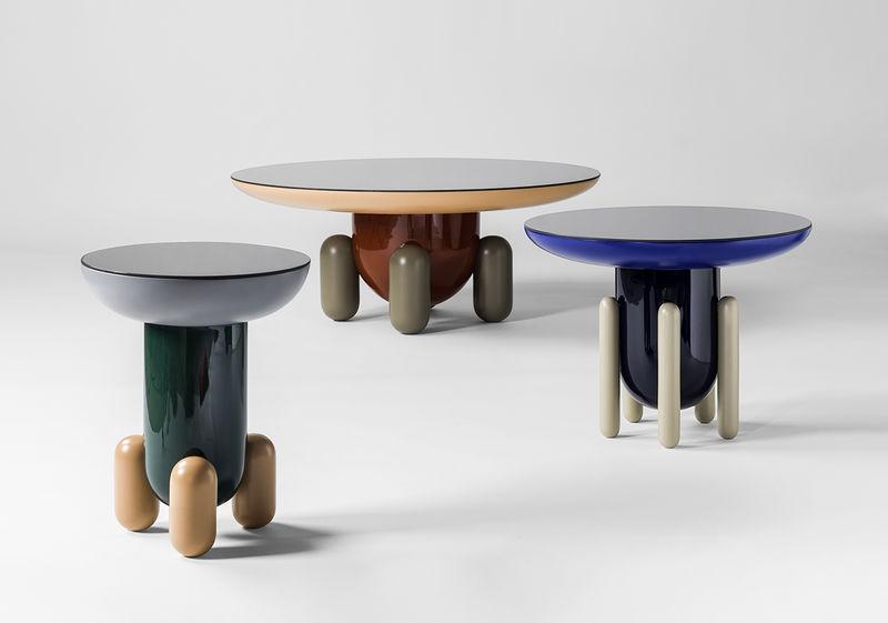 Jellybean-Inspired Table Designs