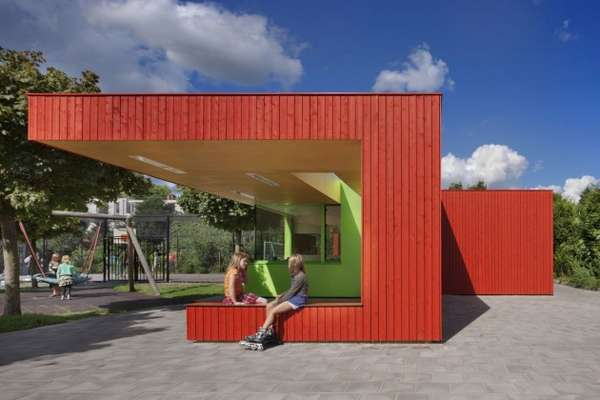 Communal Recreational Structures