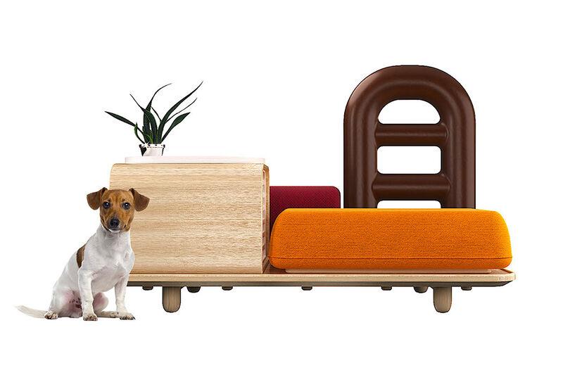 Modular Pet Owner Furniture