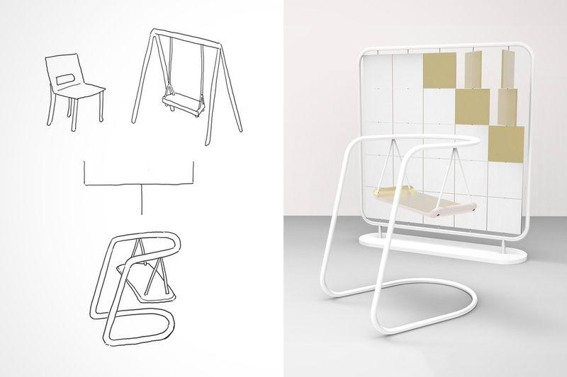 Playground-Inspired Furniture