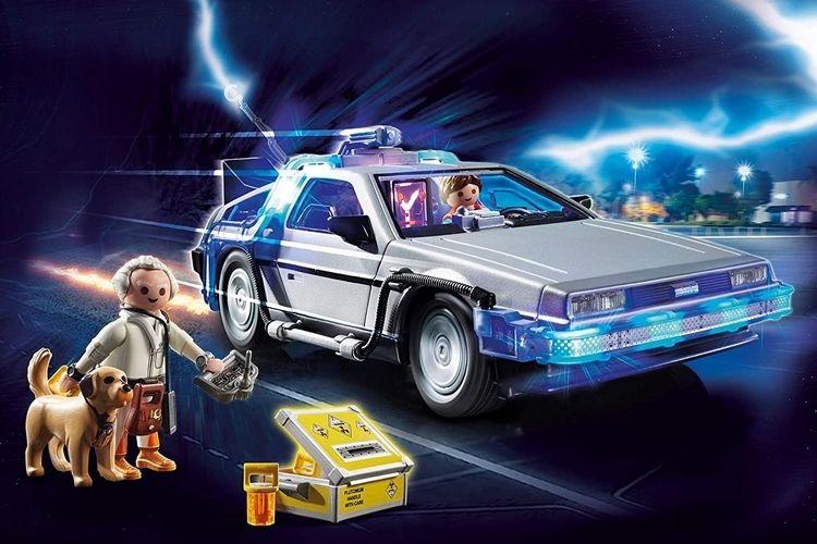 Sci-Fi Automobile Play Sets