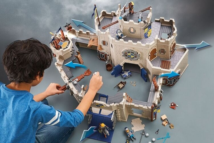 Medieval Buildable Toy Sets