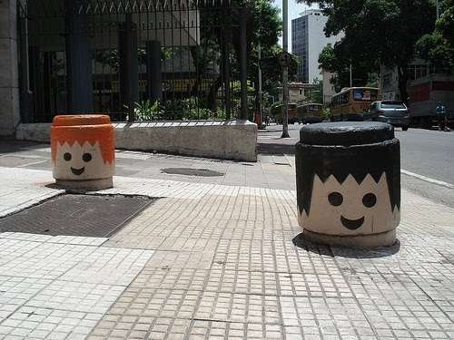 Toy-Topped Streets