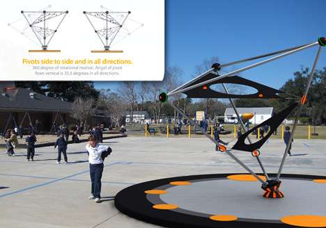 Tween Fitness Playgrounds
