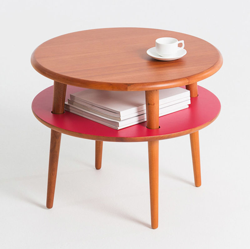 Hamburger-Mimicking Tables